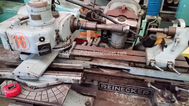 Reinecker WZS 5 Gear Hob Sharpening Machine 04