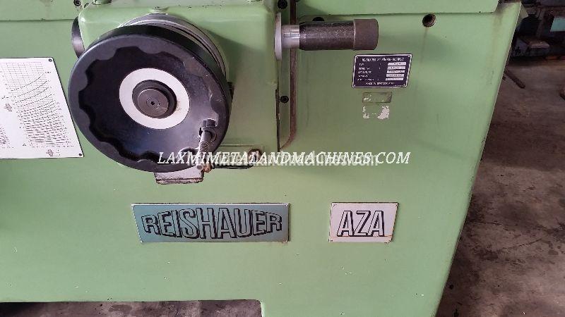 REISHAUER AZA , Gear Grinder