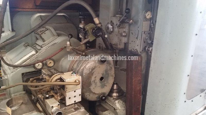 Reishauer NZA Gear Grinding Machine 01