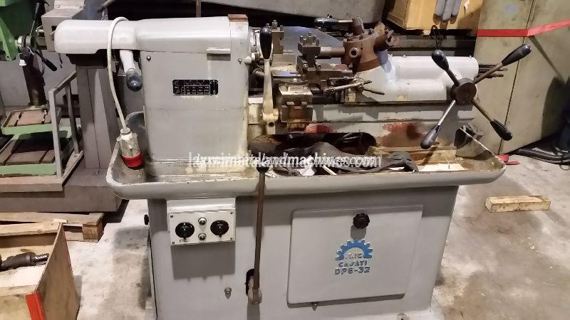 Saic Casati Turret Lathe Machine 01