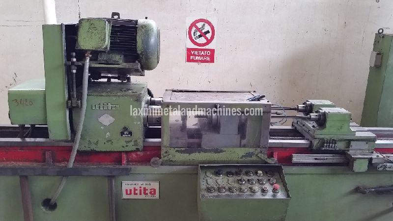 Utita Gun Drilling Machine 01