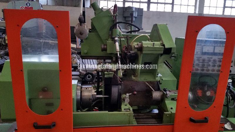 Zocca Cylindrical Grinding Machine 02