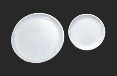Acrylic Dinner Plates 01