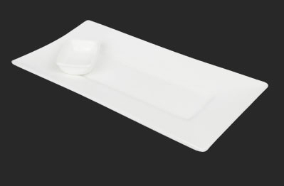 Acrylic Serving Platter 05