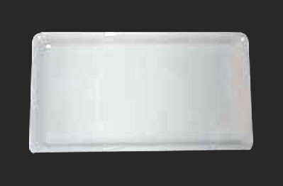 Plain Serving Tray 01