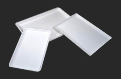 Plain Serving Tray 02