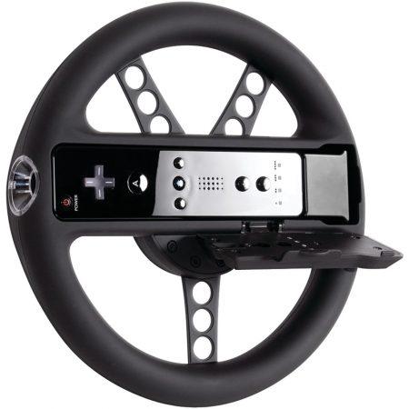 DG Wii U-4328 Nintendo Racing Wheel