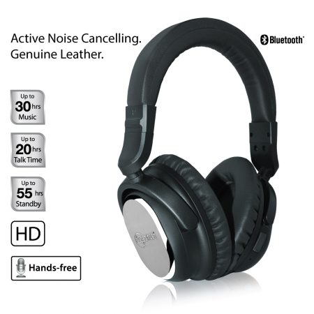 i9 Bluetooth Active Noise Cancelling Headphone