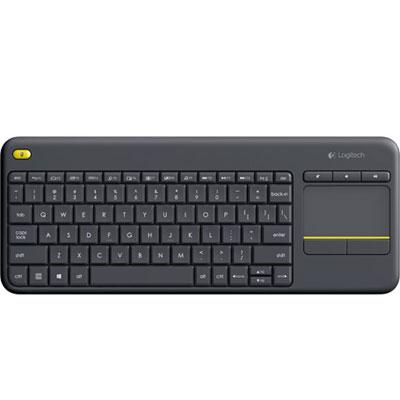K400 Logitech Wireless Touch Keyboard