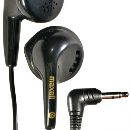 Maxell Dynamic Earbuds Earphone