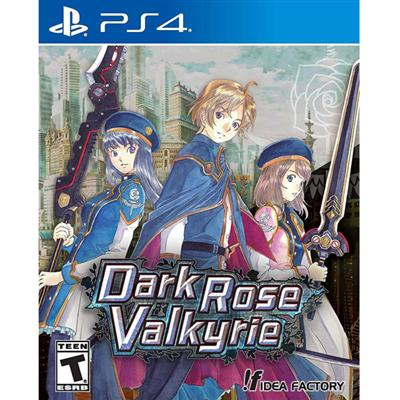 PS4 Dark Rose Valkyrie Video Game