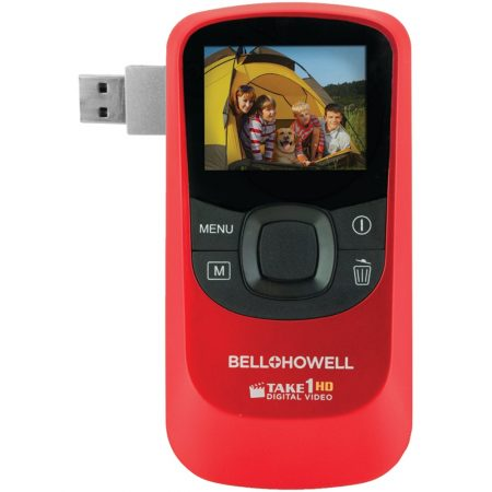 T10HD-R Bell & Howell Video Camcorder