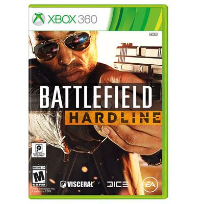X360 Battlefield Video Game