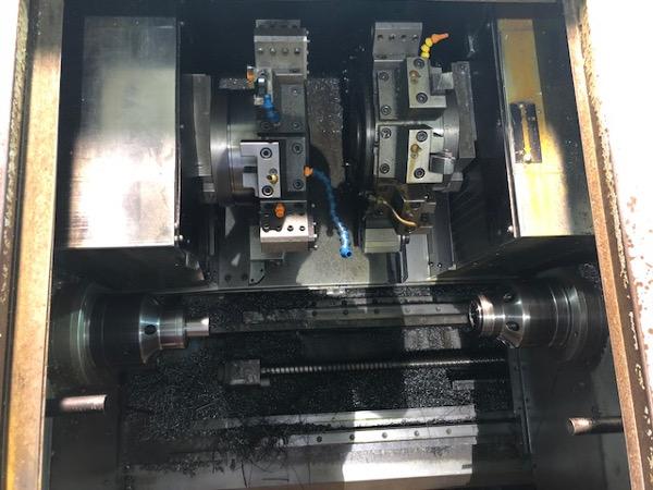 CNC Turning Center 03