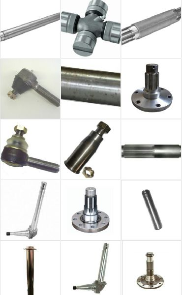 Earth Mover Spare Parts