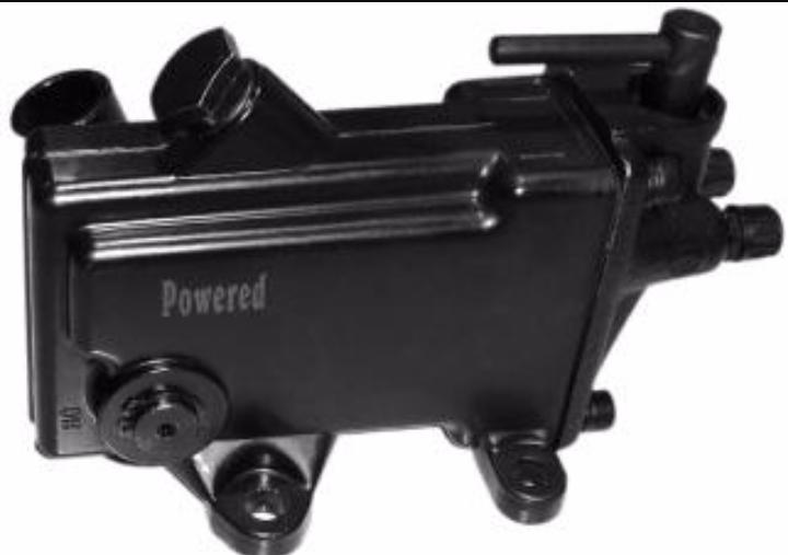 Hydraulic Cabin Pump & Cylinder