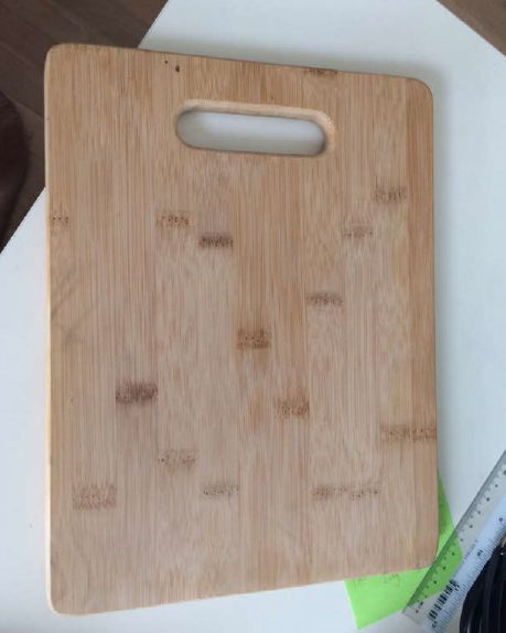 Bamboo Plain Cutting Board