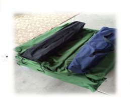 Camp Folding Bed 02