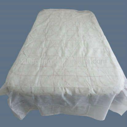 Disposable Bed Linen Set 01