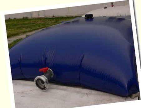 Potable Water Pillow Tank 01