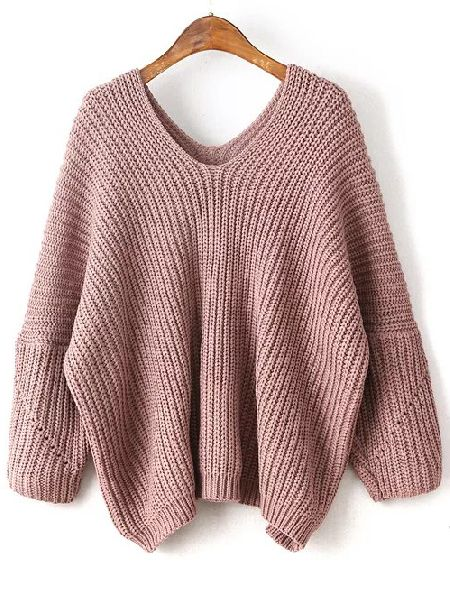 Ladies Full Sleeve Sweater 01