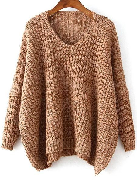 Ladies Full Sleeve Sweater 02