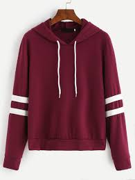 Ladies Hooded Sweatshirt 01