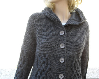 Ladies Knitted Blazers 03