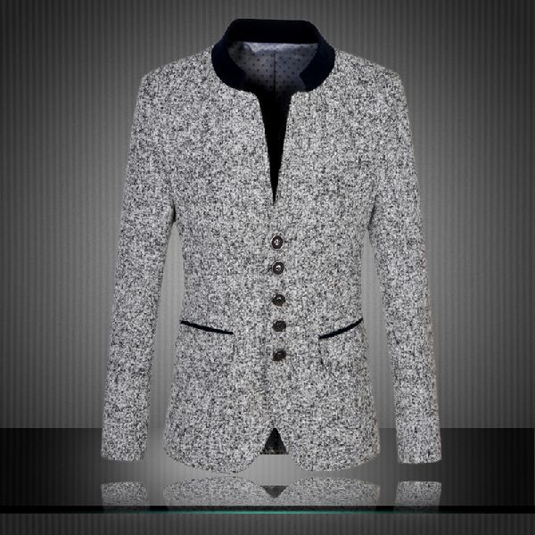 Mens Knitted Blazers 04