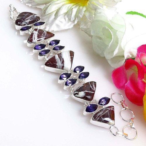 Designer Gemstone Bracelet 03