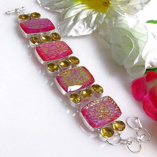 Designer Gemstone Bracelet 04