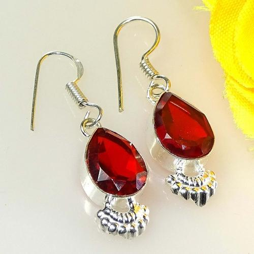 Gemstone Earrings 02