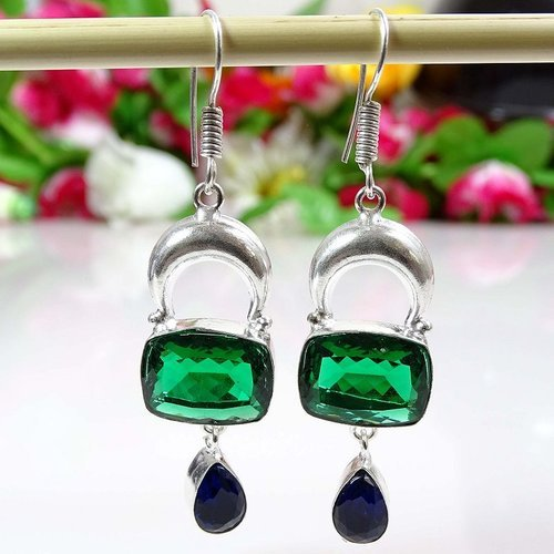 Gemstone Earrings 05