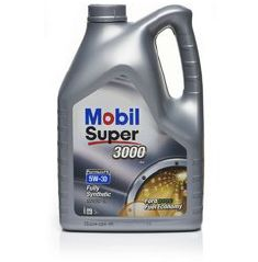Mobil Super 3000 Engine Oil