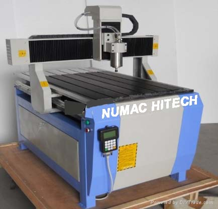 2D & 3D Wood CNC Router Machine 01