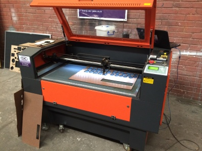 NH6090 CNC Laser Cutting Machine