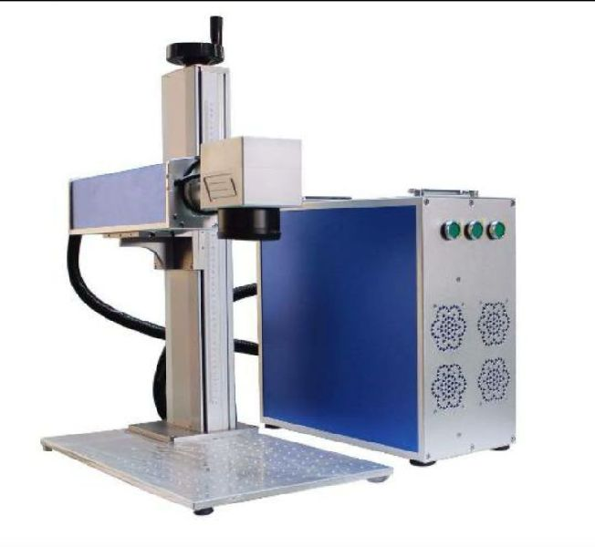 Fiber Laser Metal Marking Machine 01
