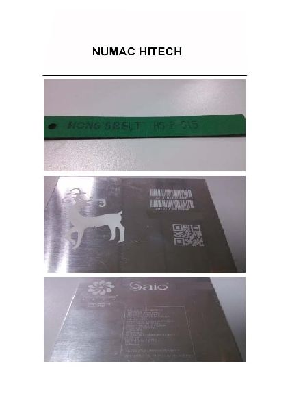 Fiber Laser Metal Marking Machine 03
