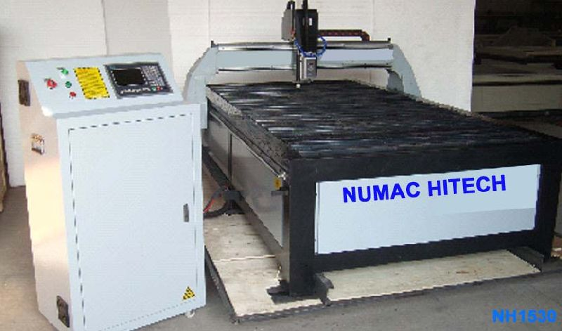 Metal Plasma CNC Cutting Machine