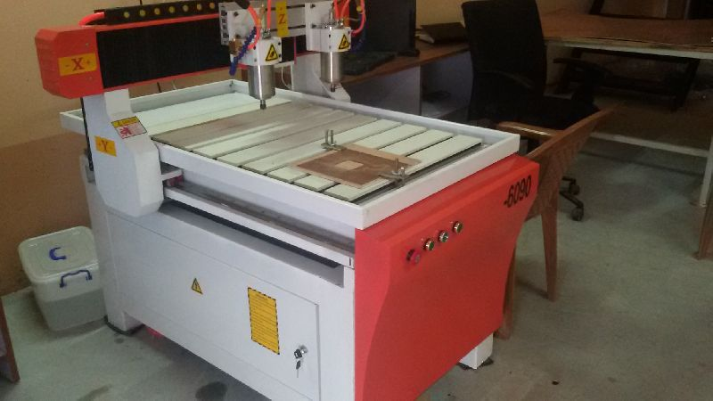 PCB Drilling Single And Double Spindle CNC Machine 01