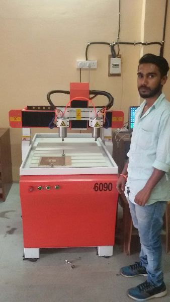 PCB Drilling Single And Double Spindle CNC Machine 02