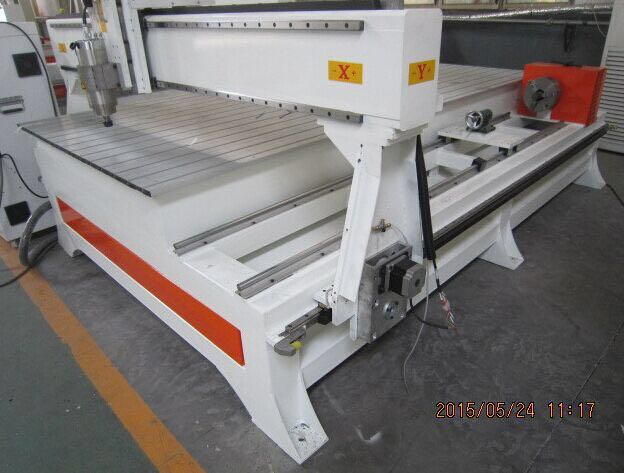Wood & Acrylic CNC Engraving Machine 06