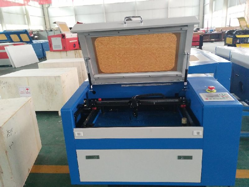 Wood & Acrylic Laser Engraving Machine 01