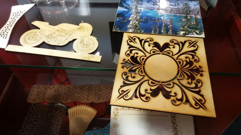 Wood & Acrylic Laser Engraving Machine 05