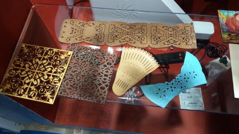 Wood & Acrylic Laser Engraving Machine 07