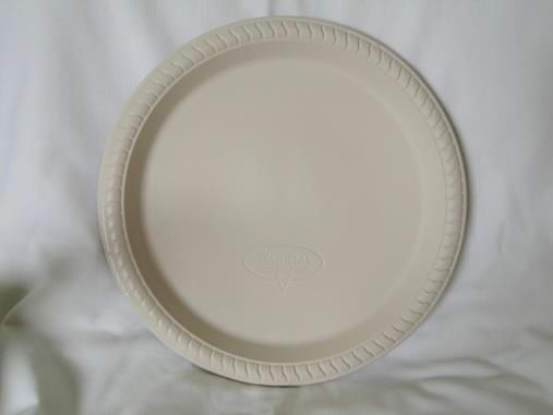 Biodegradable 10 Inch Round Plate