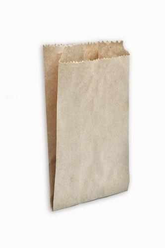 Food Packaging Brown Paper Bag 01