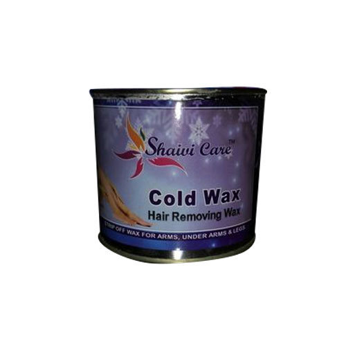 Hair Removing Cold Wax