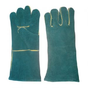 Working Gloves, Welding Gloves / Best Quality Cowhide Split Leather Welding Gloves / Tig Welding Gloves in Cowhide Split Leather