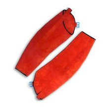 FH817 Leather Safety Hand Sleeves